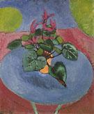 The Purple Cyclamen 1911 - Henri Matisse