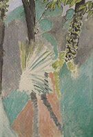 The Palm Leaf Tangier 1912 - Henri Matisse