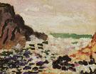 Seascape 1905 - Henri Matisse