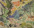 Landscape at Collioure 1905 - Henri Matisse