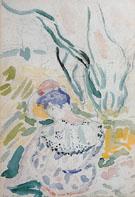 Madame Matisse 1905 - Henri Matisse