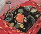 Still Life with a Black Rug 1906 - Henri Matisse
