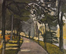 The Path in the Bois de Boulogne 1902 - Henri Matisse