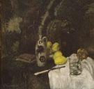Lemons and a Schiedam Bottle 1896 - Henri Matisse