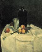 The Bottle of Schiedam 1896 - Henri Matisse