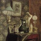 Profile of a Woman II 1894 - Henri Matisse