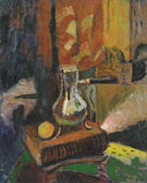 Still Life with Chocolate Pot 1900 - Henri Matisse