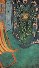 Corner of the Artists Studio 1912 - Henri Matisse