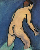 Bather 1909 - Henri Matisse