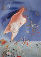 Little Ashes 1928 - Salvador Dali