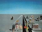 The First Days of Spring 1929 - Salvador Dali