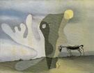 The Ram Vache Spectrale 1928 - Salvador Dali
