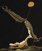 Ocell Peix 1928 - Salvador Dali