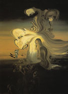 Profanation of the Host 1929 - Salvador Dali