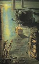 The Font 1930 - Salvador Dali