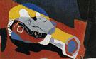 Still Life by Moonlight 1927 - Salvador Dali