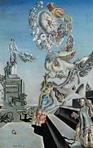 The Lugubrious Game 1929 - Salvador Dali