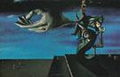 La Main Les Remords de Conscience 1930 - Salvador Dali