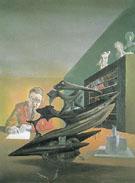 Portrait of Mr Emilio Terry 1930 - Salvador Dali
