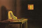 The Invisible Man 1932 - Salvador Dali