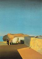 Untitled Persistence of Fair Weatger 1932 - Salvador Dali