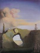 Triangular Hour 1933 - Salvador Dali