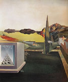 Surrealist Object indicative of Instantaneous Memory 1932 - Salvador Dali