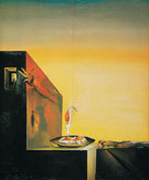 Fried Eggs on a Plate without the Plate 1932 - Salvador Dali
