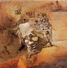 The Great Paranoiac 1936 - Salvador Dali