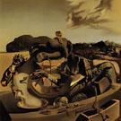 Autumn Cannibalism 1936 - Salvador Dali