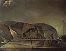 Mountain Lake 1938 - Salvador Dali