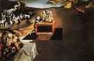 The Invention of Monsters 1937 - Salvador Dali