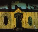 Tristan Fou 1938 - Salvador Dali