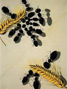 Les Fourmis 1936 - Salvador Dali