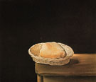 Basket of Bread Rather Death than Shame 1945 - Salvador Dali