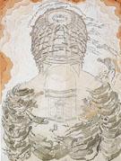 Les Brouettes 1951 - Salvador Dali