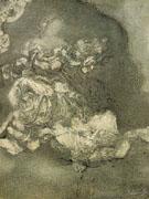 Beatrice 1958 - Salvador Dali