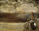 Saint Helena of Port Lligat 1956 - Salvador Dali