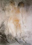 Nude 1974 - Salvador Dali