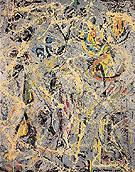 Galaxy 1947 - Jackson Pollock