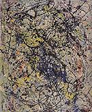 Reflection of the Big Dipper 1947 - Jackson Pollock