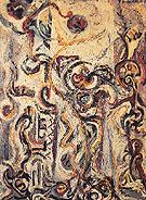 The Mad Moon Woman 1941 - Jackson Pollock