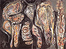 Untitled 1940 208 - Jackson Pollock