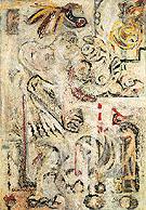 The Magic Mirror 1941 - Jackson Pollock