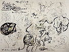Untitled 1946 2021 - Jackson Pollock