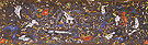 White Cockatoo Number 24 A 1948 - Jackson Pollock