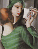 Card Players 1926 - Tamara de Lempicka