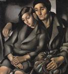 Mother and Child 1931 - Tamara de Lempicka