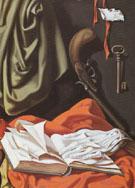 Key and Hand 1941 - Tamara de Lempicka