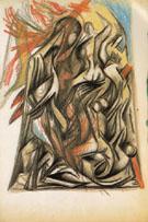 Untitled 1939 3005 - Jackson Pollock